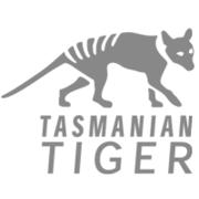 Логотип Tasmanian Tiger