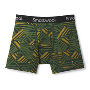 Мужские боксеры Smartwool Men's Micro 150 Printed Boxer Brief