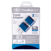 Переходник для розетки Sea To Summit Travel Adaptor USA/Canada/Japan