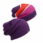 Снуд Buff Knitted Neckwarmer Hat Aidan Plum