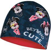 Детская шапка Buff Child Microfiber & Polar Hat Minnie Beyond Cool Denim/Samba