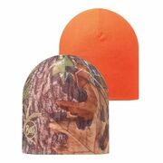 Шапка Buff Microfibre Reversible Hat Mossy Oak Obsession/Orange
