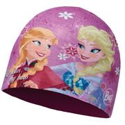 Детская шапка Buff Child Microfiber & Polar Hat Frozen Sisters Pink/Mardi Grape