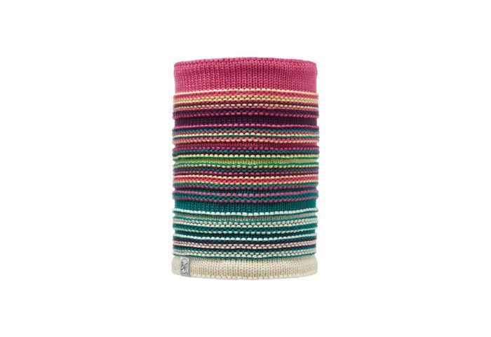 Повязка на шею Buff Knitted & Polar Neckwarmer Neper Magenta