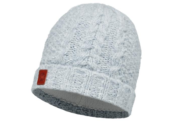 Шапка Buff Knitted & Polar Hat Amby Snow/Cru