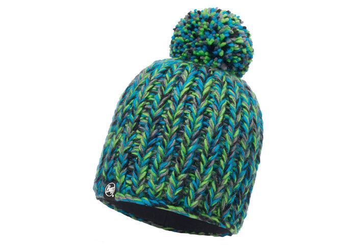 Шапка Buff Knitted & Polar Hat Skyler Green