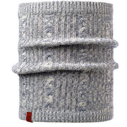 Снуд Buff Neckwarmer Knitted and Polar Braidy Grey