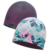 Шапка Buff Microfibre Reversible Hat Irised Aqua