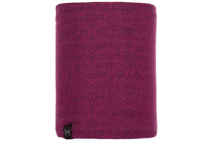 Повязка на шею Buff Knitted & Polar Neckwarmer Greta Purple Raspberry