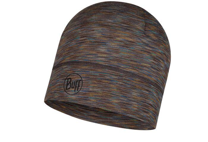 Шапка Buff Lightweight Merino Wool Hat Fossil Multi Stripes