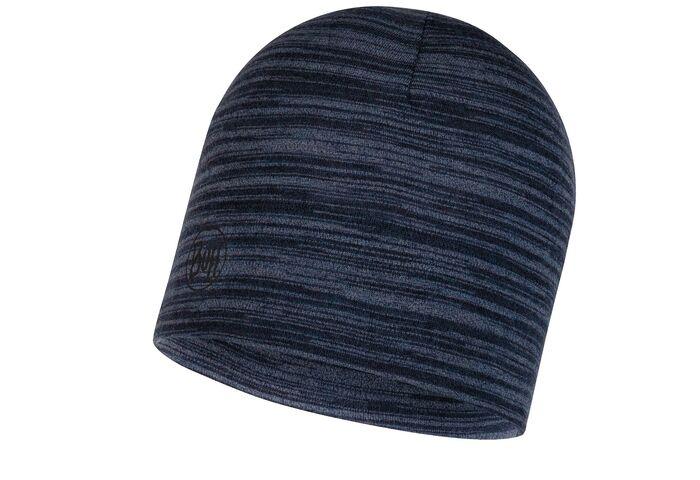 Шапка Buff Wool Midweight Hat Denim Multi Stripes