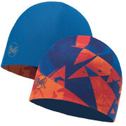 Шапка Buff Microfibre Reversible Hat Rush Multi/Blue Skydiver