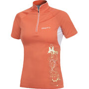 Велофутболка джерси Craft Women's Active Bike Jersey