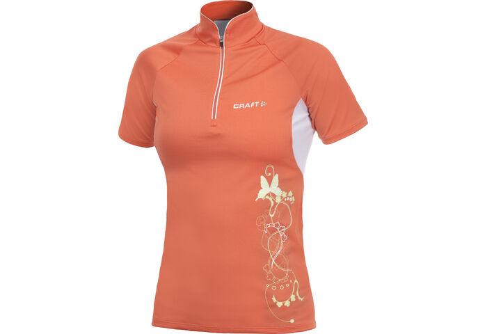 Велофутболка джерси Craft Women's Active Bike Jersey