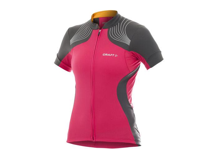 Велофутболка джерси Craft Women's Performance Bike Jersey