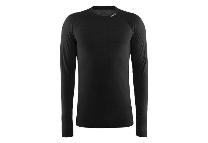 Термофутболка Craft Nordic Wool Crewneck Longsleve Men