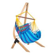 Подвесной стул-гамак со стойкой La Siesta Sonrisa SNC143VEA131
