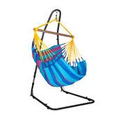 Подвесной стул-гамак со стойкой La Siesta Sonrisa SNC143MEA129