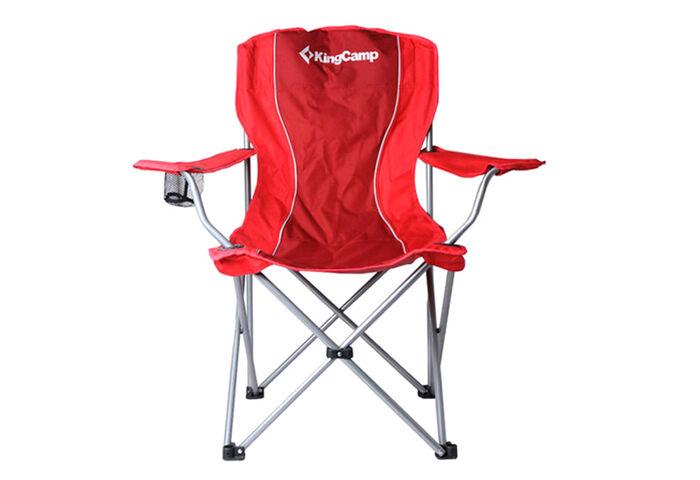 Раскладное кресло для пикника KingCamp Arms Chairin Steel