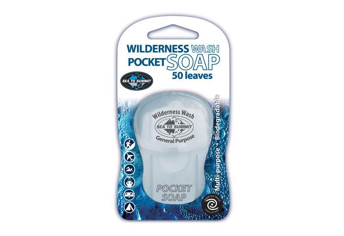 Туристическое карманное мыло Sea To Summit Wilderness Wash Pocket Soap