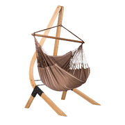Підвісне крісло-гамак зі стійкою La Siesta Habana HAL216VEA161