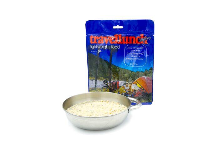Сублимированная еда Travellunch Beef Stronoff with Rice бефстроганов с рисом 125 г