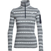 Кофта Icebreaker Women's BF 260 Vertex Icon LS Half Zip