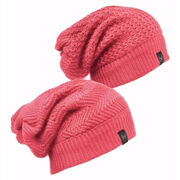 Шапка-шарф Buff Knitted Neckwarmer Hat Red Clay