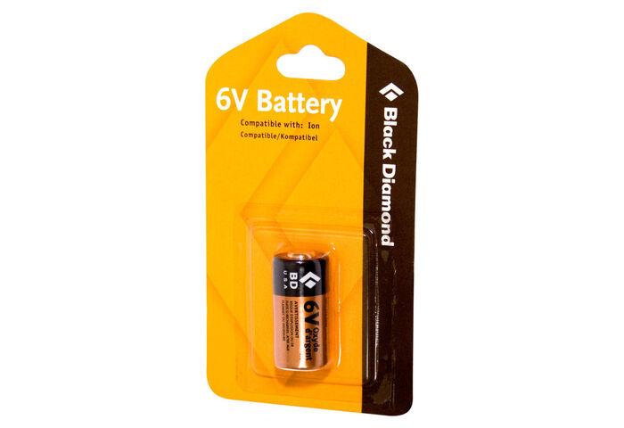 Запасная батарея Black Diamond 6-Volt Battery