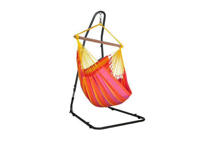 Подвесной стул-гамак со стойкой La Siesta Sonrisa SNC145MEA129