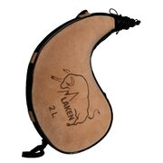 Фляга Laken Leather canteen 2 L kidney shape