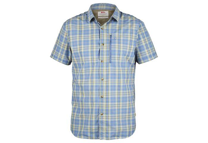Рубашка Fjallraven Men's Abisko Hike Shirt SS