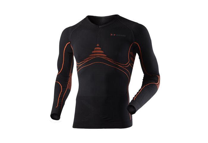 Мужская термофутболка X-Bionic Energy Accumulator Men Shirt