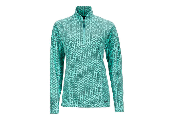 Флис Marmot Women's Printed Rocklin 1/2 Zip