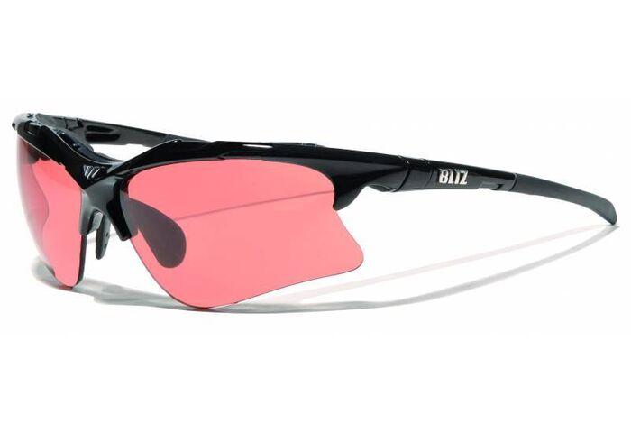 Солнцезащитные очки Bliz Pursuit XT Polarized Black / Photocromatic Rose
