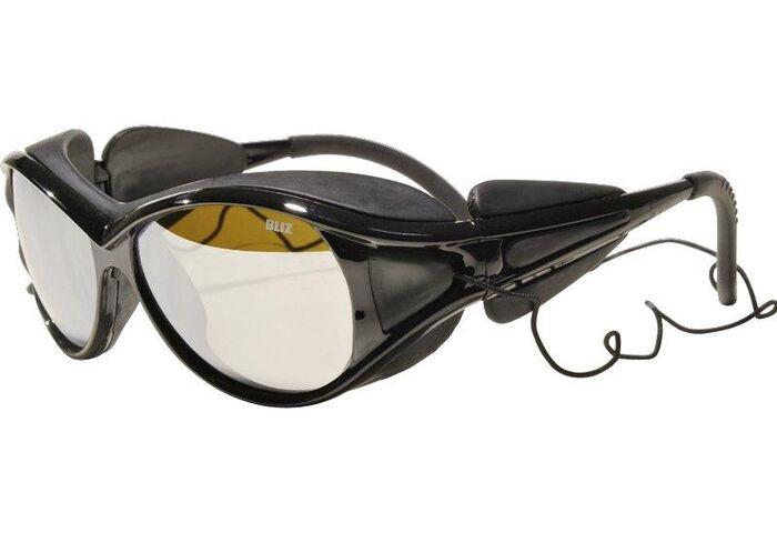 Солнцезащитные очки Bliz Altitude Black + Brown Polarized