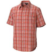 Рубашка Marmot Men's Byron Plaid SS
