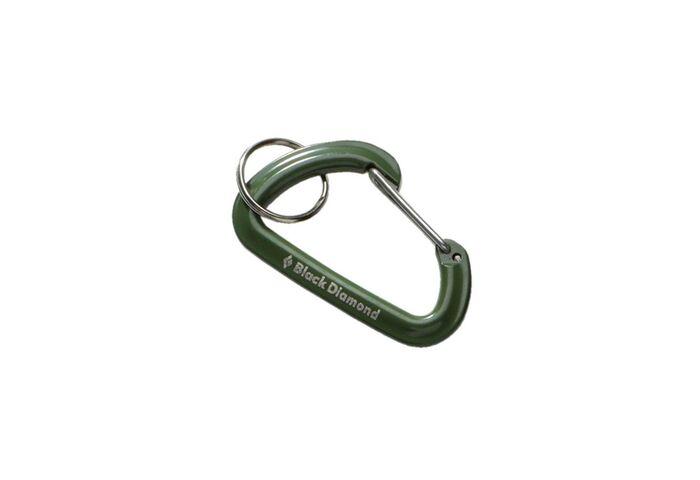 Сервисный карабин Black Diamond Micron Accessory Carabiner