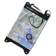 Водонепроницаемый чехол для карты Sea To Summit Guide Map Case M