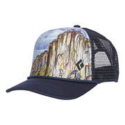 Кепка Black Diamond Flat Bill Trucker Hat