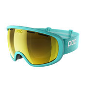 Горнолыжная маска POC Fovea Clarity Tin Blue / Spektris Gold