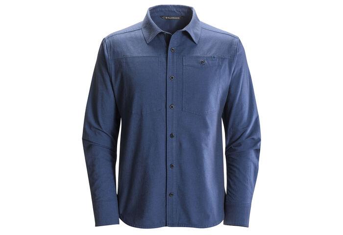 Рубашка Black Diamond Men's Chambray Modernist Shirt LS