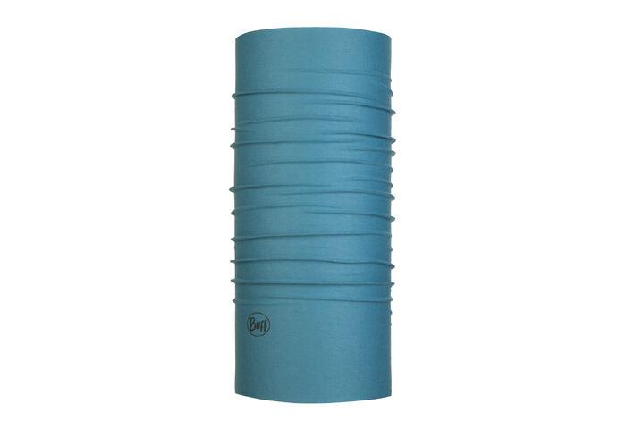 Бафф Buff CoolNet UV+ Insect Shield Solid Stone Blue