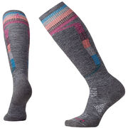 Термоноски Smartwool Women's PhD Ski Light Elite Pattern 15016