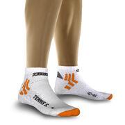Теннисные термоноски X-Socks Tennis Low Cut Silver