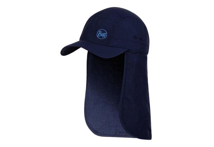 Детская кепка Buff Kids Bimini Cap Solid Navy