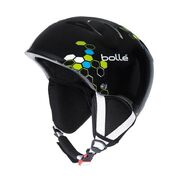Шлем Bolle B-Kid Shiny Black Geo 53-57