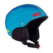 Шлем Bolle B-Kid Shiny Blue Moustache 49-53