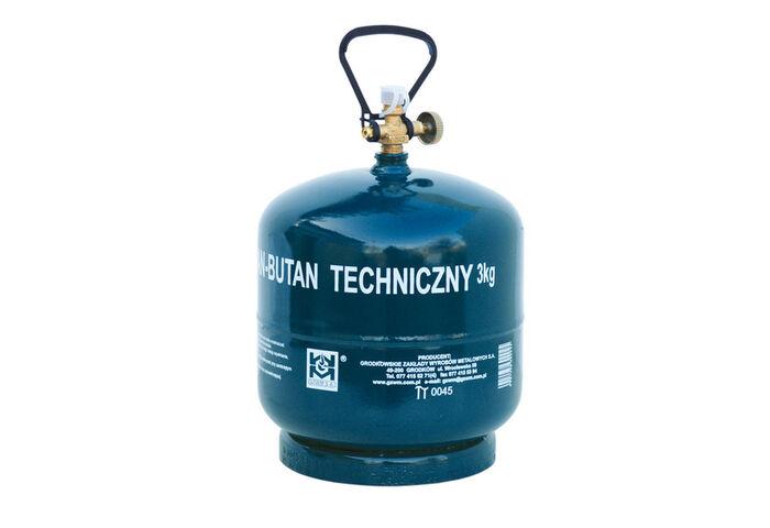 Газовый баллон GZWM BT-3 7.2л
