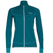 Флис Salewa Women's Puez Melange 2 Polarlite Full-Zip